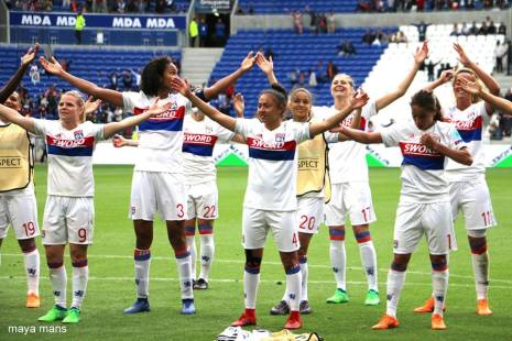 Lyon Man City Ahou