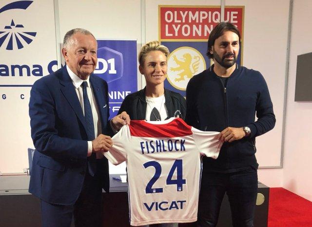 Fishlock jersey