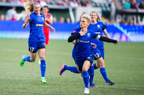 SOCCER: MAY 06 NWSL - Seattle Reign FC at Portland Thorns FC