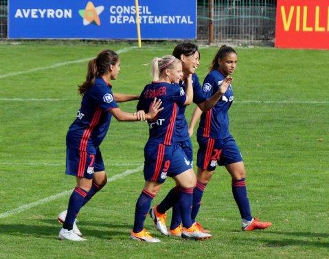 Lyon Rodez Kumagai goal